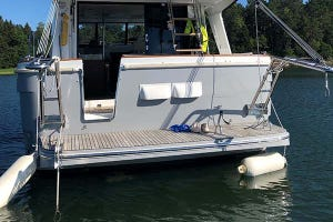Beneteau Swift Trawler