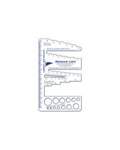 Mätkort för båtdetaljer – #1060