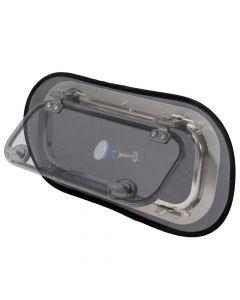 Myggnät för portlights – small #1430 (2-pack)