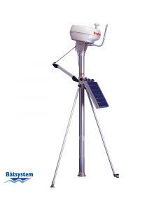 Radmastkit Radar- & Antennfäste med Kran samt Solcellsfäste