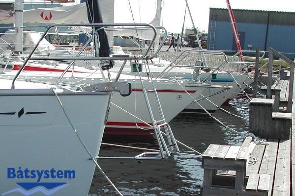 Bavaria 30 Cruiser Stege