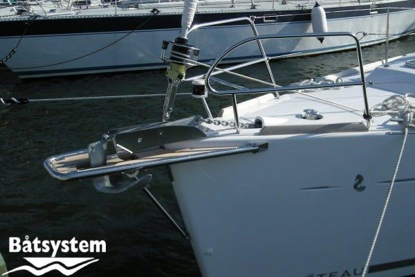 Beneteau Oceanis 40 Segelbåtspeke