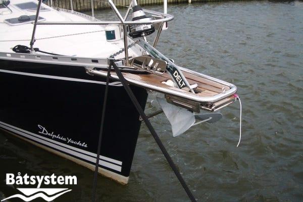 Delphia 37 Segelbåtspeke